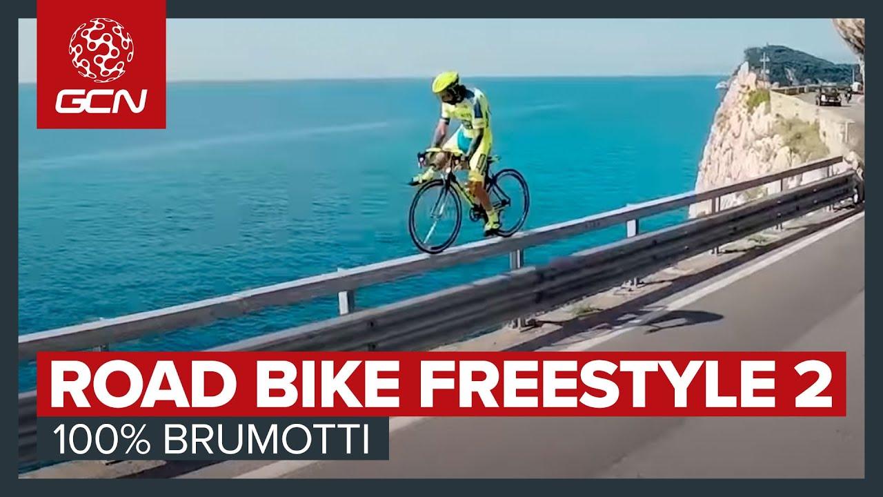 Brumotti Road Bike Freestyle 2 Youtube