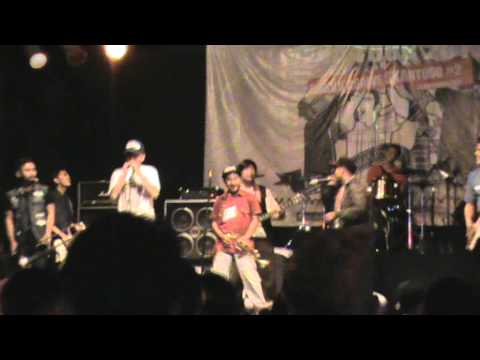 Astroboy Feat Tony The Weed (Japan) - Gedung Kuto