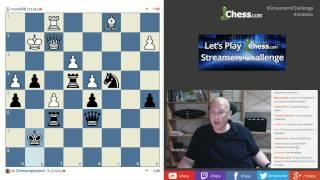 Streamers Challenge Livestream