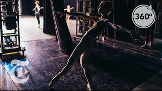 A Ballerina's Endless Day | The Daily 360 | The New York Times