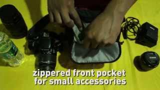 Lowepro Adventura TLZ 25 Shoulder Bag Testing and Review