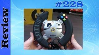Gamester / Lotus Pro Racer Handheld Steering Wheel (Original Xbox) Review