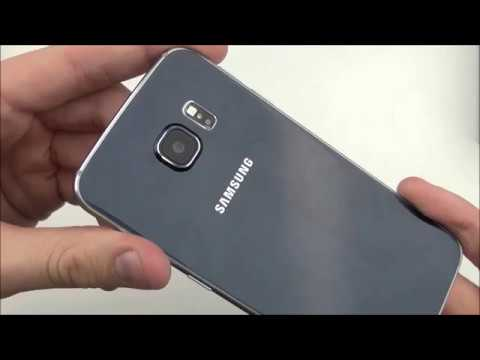 Samsung Galaxy S6 Edge - Замена аккумуляторной батареи.