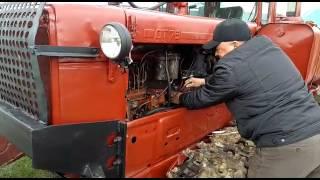 Трактор Дт-75 конфетка.