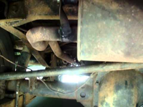 Jeep C Barra Estabilizadora Youtube