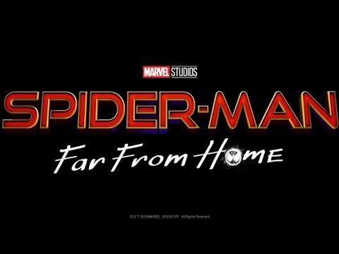 """Человек-паук: Вдали от дома"" — 2019 Трейлер на русском  Spider-Man: Far From Home"