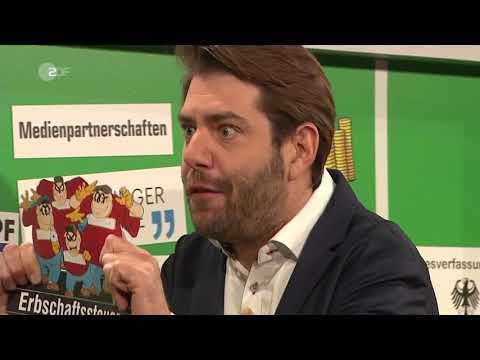 Erbschaftssteuer - Die Anstalt vom 7. November 2017