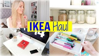 IKEA STORAGE & ORGANISATION HAUL | Alex Gladwin
