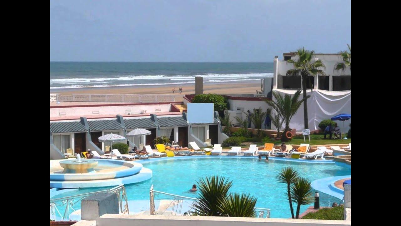 Casablanca centre ville corniche plages maroc youtube for Piscine demontable maroc