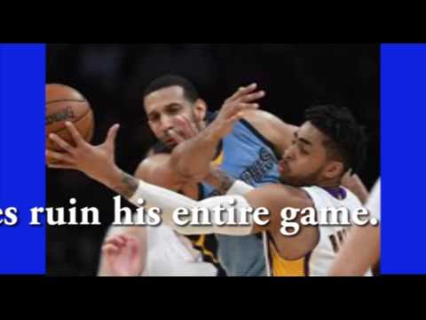 Russell scores 28, Lakers beat Grizzlies 108 103 from YouTube · Duration:  1 minutes 16 seconds