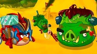 Angry Birds Epic #125 игра про мультфильм Bad Piggies злые птички #КРУТИЛКИНЫ