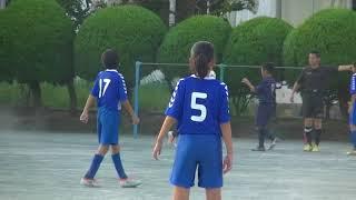 2017814 6年TM  関谷 VS FC小坂  1/2