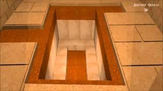 "Ancient Greece 3D - Tomb of Amphipolis ""The Revelation"" - HD"