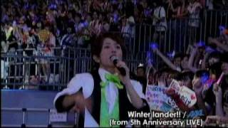 AAA / Winter lander!!(from 5th Anniversary Live)