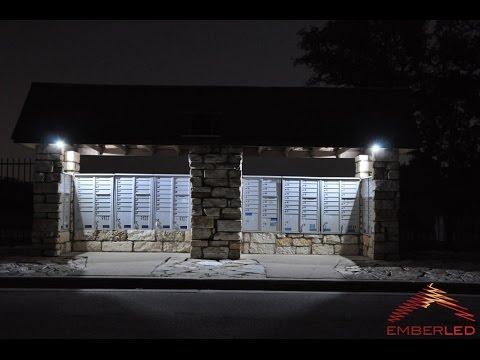 Solar Bus Shelter Light & Solar Bus Shelter Light - YouTube