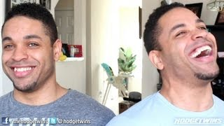 One of TheHodgetwins's most viewed videos: Hodgetwins You Are Not Black @hodgetwins