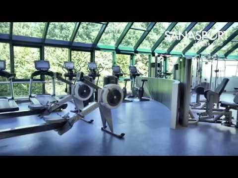 Fitness bij Sanasport Health Club in Nijmegen