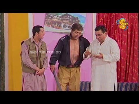 Nasir Chinyoti and Zafri Khan Best Stage Drama Full Comedy Clip: Nasir Chinyoti and Zafri Khan Best Stage Drama Full Comedy Clip