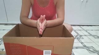 Como faço as caixas quadradas para os kits que uso na loja/ passo a passo! 😉