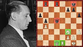ГРОБ для НАЙДОРФА! Шахматы