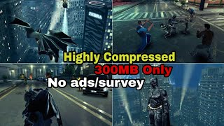 The Dark Knight Rises Highly Compressed For Android | apk+