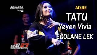 Download lagu TATU- YEYEN VIVIA OM SONATA  LIVE PETERONGAN JOMBANG. RAMAYANA AUDIO TERBARU 2021