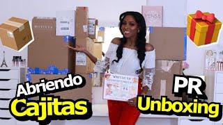 SUPER HAUL ABRIENDO CAJITAS #10 | PR UNBOXING HAUL | Mary Pulido
