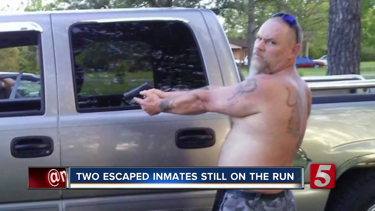 1 Of 3 Bedford Co  Jail Escapees Arrested