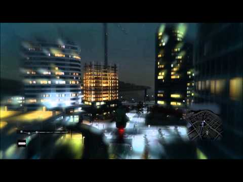 Watch_Dogs Motorcycle Stunts