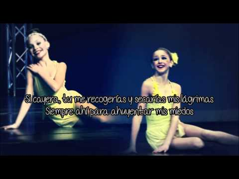 You Can Be Anything - (Dance Moms Maddie's & Chloe's solo) - SUB ESPAÑOL