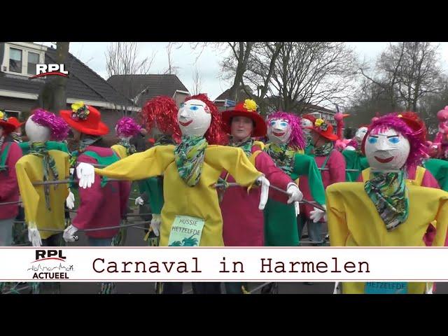 Carnavalsoptocht Harmelen 2020