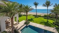 Luxury Oceanfront Estate - 3501 N Ocean Blvd. Gulf Stream, FL
