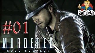 Murdered Soul Suspect - Gameplay ITA - Walkthrough #01 - Like Ghost - Mi sento Patrick Swayze