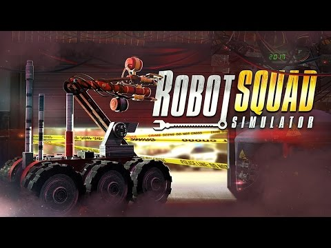 Robot Squad Simulator 2017 Gameplay [PC] |