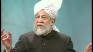 Liqa Ma'al Arab #103 Question/Answer English/Arabic by Hadrat Mirza Tahir Ahmad(rh), Islam Ahmadiyya