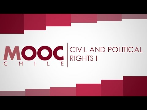 "Introduction to Human Rights | Lesson 6: ""Civil and Political Rights I"""