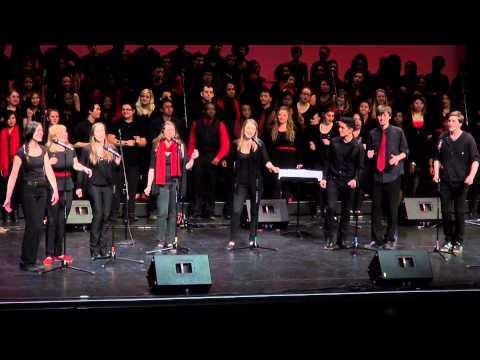 I Smile - York University Gospel Choir (Senior Ensemble Cover)