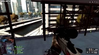 Battlefield 4 Beta Commentary | Sniper, Filme und Serien