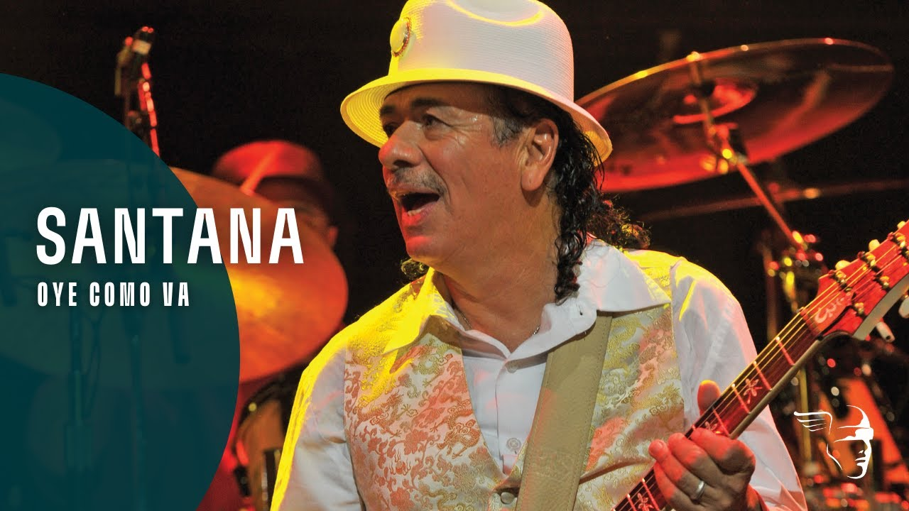 Santana Oye Como Va From Live At Montreux 2011 Youtube