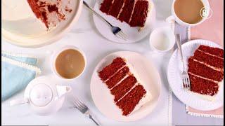 How to make red velvet cake - BBC Good Food