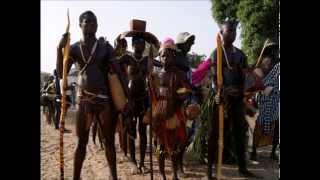 Carnaval Parque Nacional Orango. Bijagos Islands. Guinee-Bissau