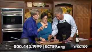 Apple Tart Cranberry Sauce | Kcts 9 Cooks On The Side