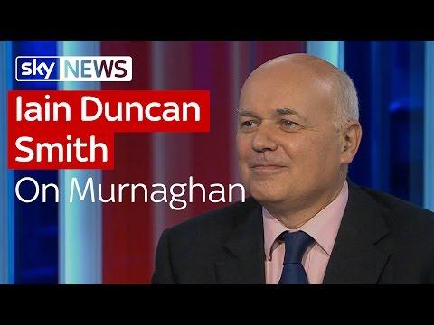 """Iain Duncan Smith: """"It's A Fierce Debate"""""""