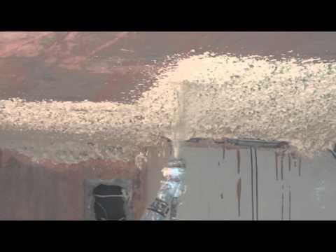 Машинная гипсовая штукатурка потолков Киев