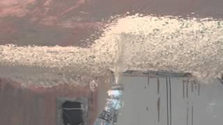 видео Машинная штукатурка стен в Киеве