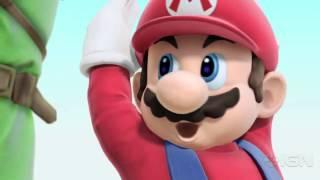 Super Smash Bros. Wii Fit Trainer Trailer - E3 2013