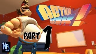 Action Henk Walkthrough Part 1 No Commentary