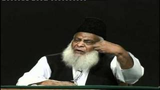 Iblees ki Majlis-e-Shoora (A Poem from Allama Iqbal) - Dr. Israr AHMED.mp4