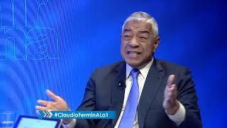 Claudio Fermín: Lo que legitima a un Gobierno en cualquier país son sus ciudadanos 2/5