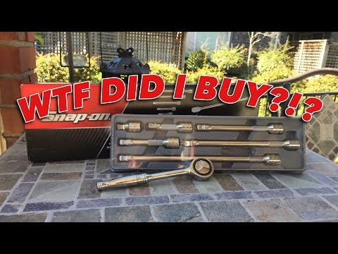 Today's Snap-on Truck Deal. WTF DID I BUY TODAY???